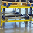 Push Back Racking – Metalsistem