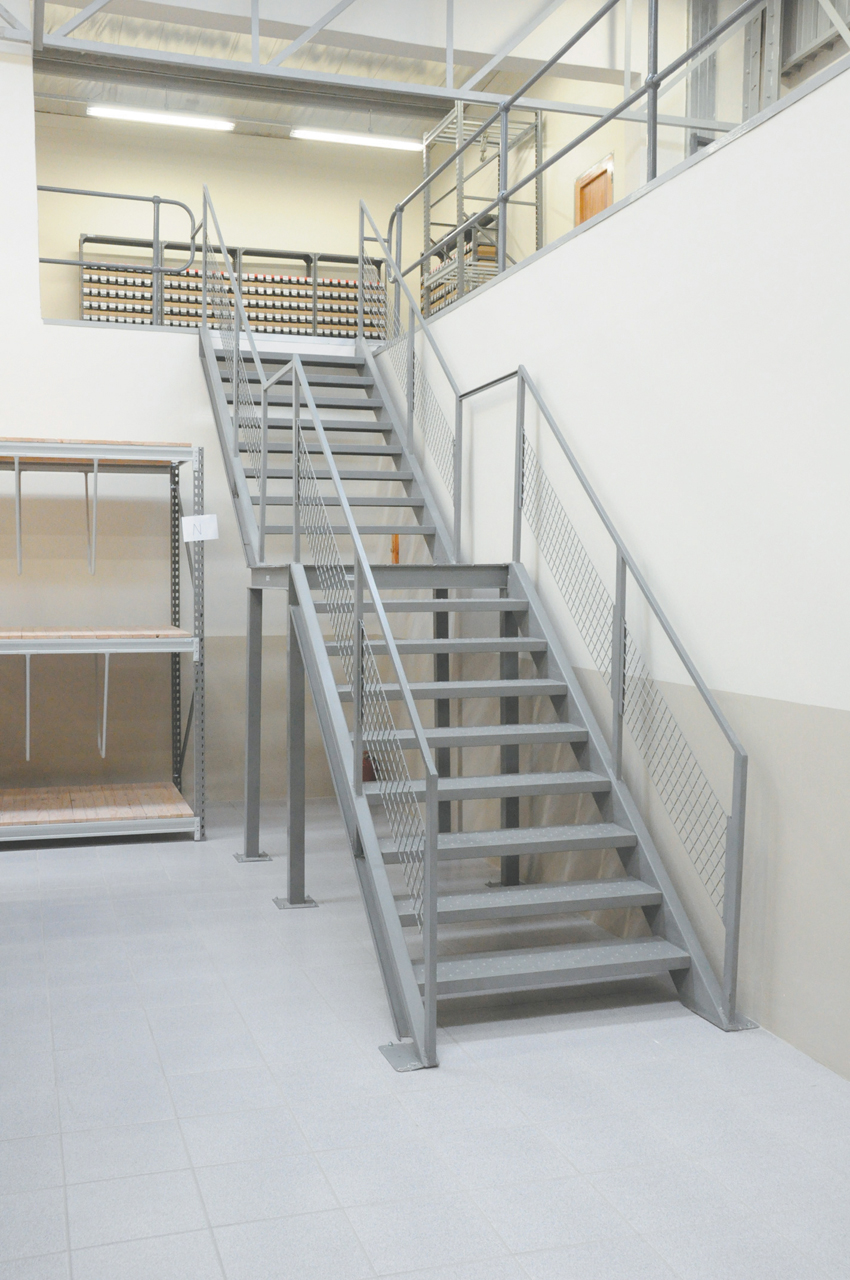 steel structure mezzanine floors