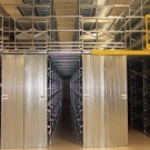 Shelf Supported - 2 Tier Mezzanine Floors