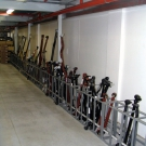 Tie Rod and Link Racking
