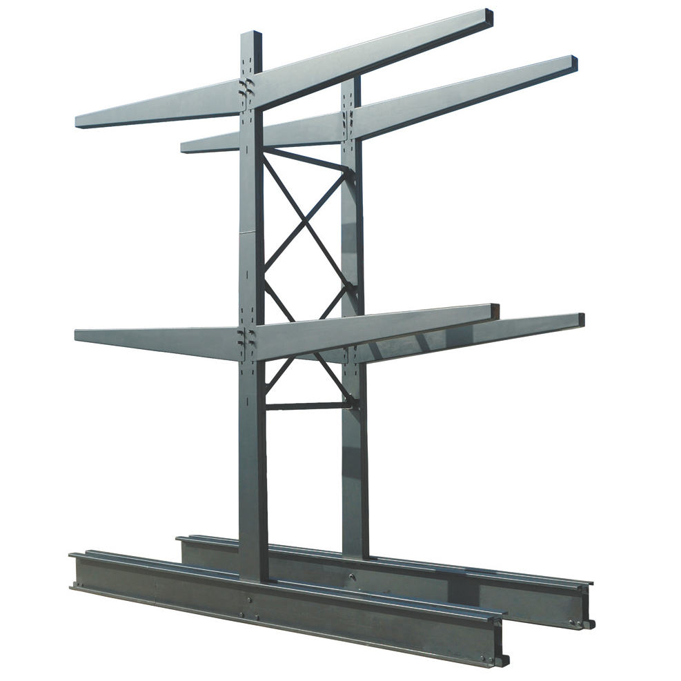 sided heavy archives starter full blue extra racks to category kit product cantilever single duty rack