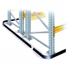 8. Floor mounted guide rail