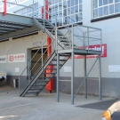 Super Mezzanine Parking Floors